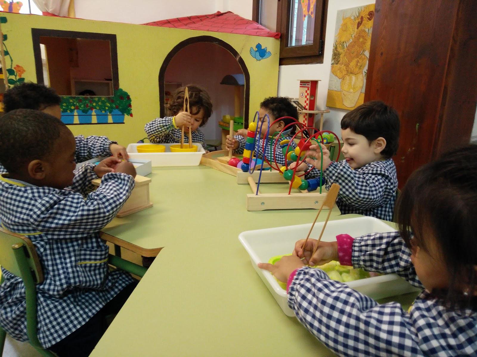 Aula de Primer Ciclo de Infantil