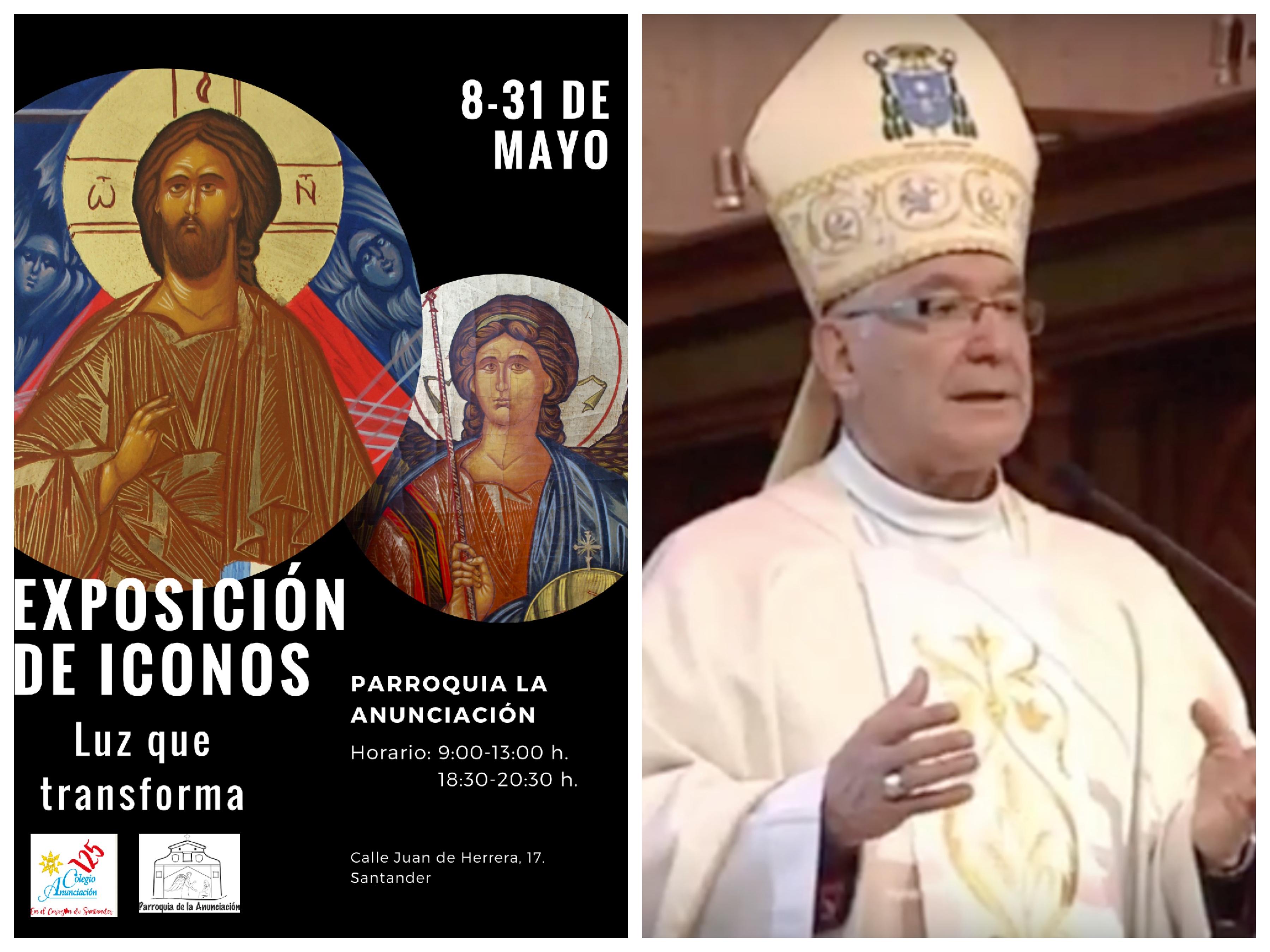 Misa Conmemorativa e inauguración de la exposición de iconos.