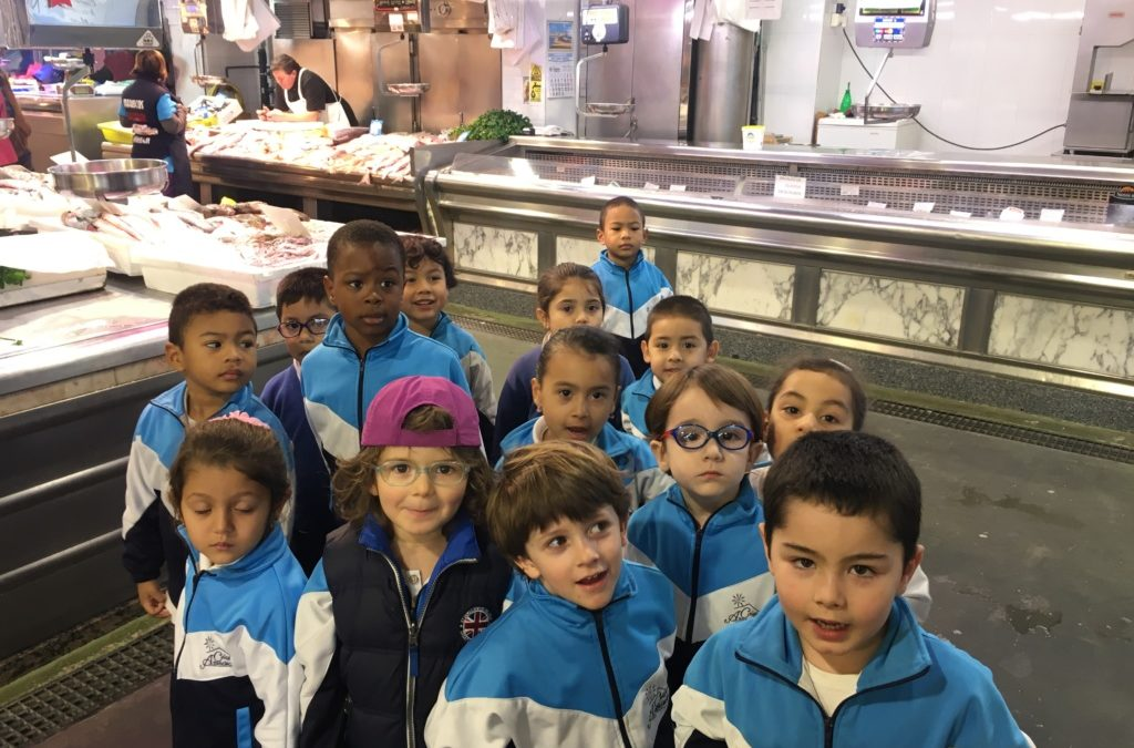Visitamos el Mercado
