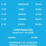 horario-catequesis14-15
