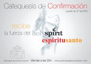 Catequesis Confirmación - Iniciación Cristiana @ ParroquiaAnunciación | Santander | Cantabria | España