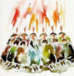 pentecostés 1