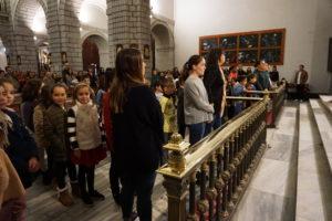 Misa Dominical - Familias y niños de la catequesis @ ParroquiaAnunciacion | Santander | Cantabria | España