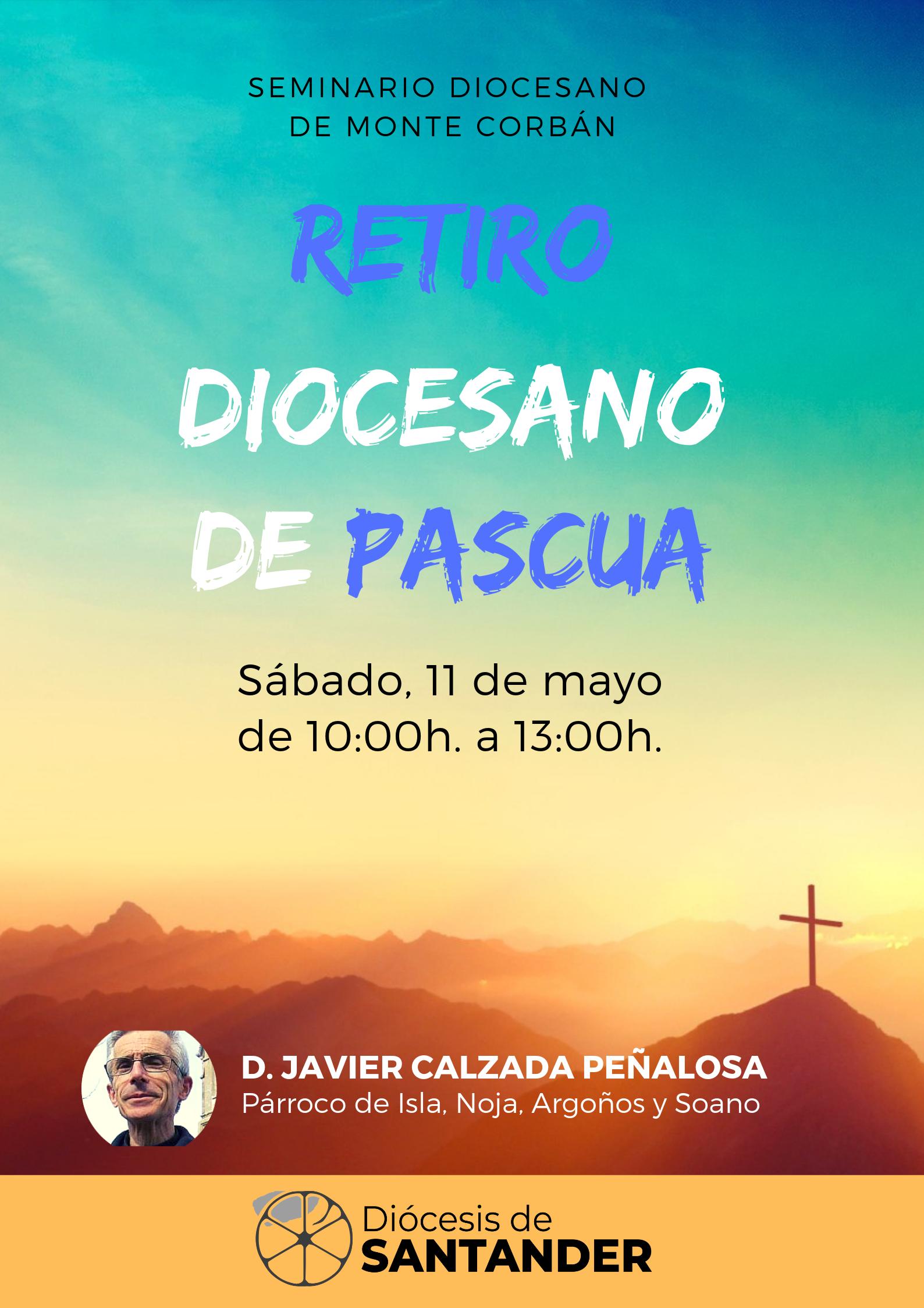 Retiro Diocesano de Pascua
