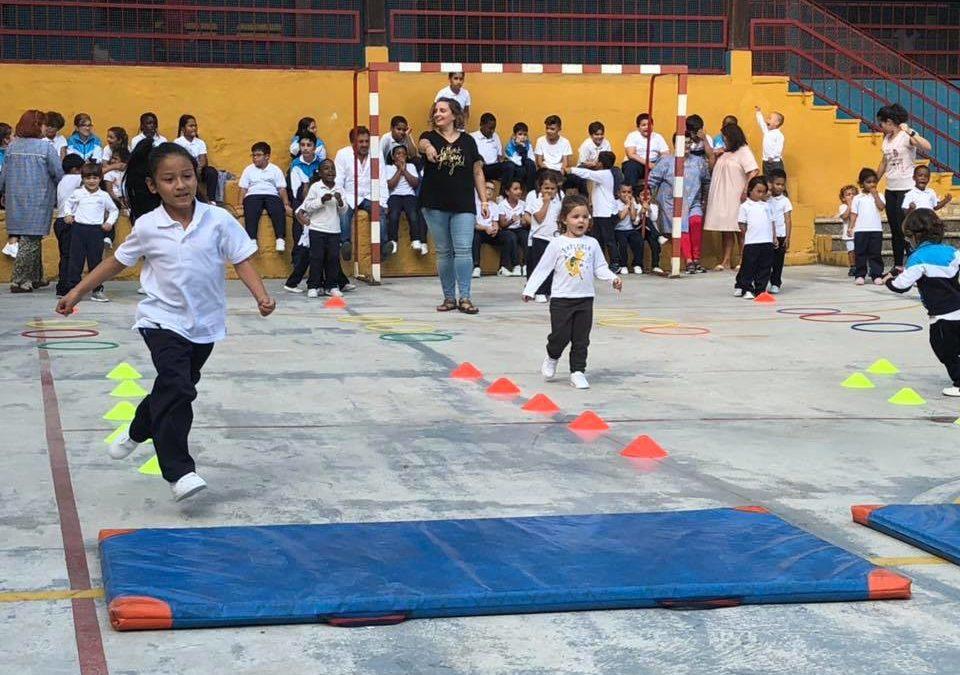 Día Europeo del Deporte Escolar