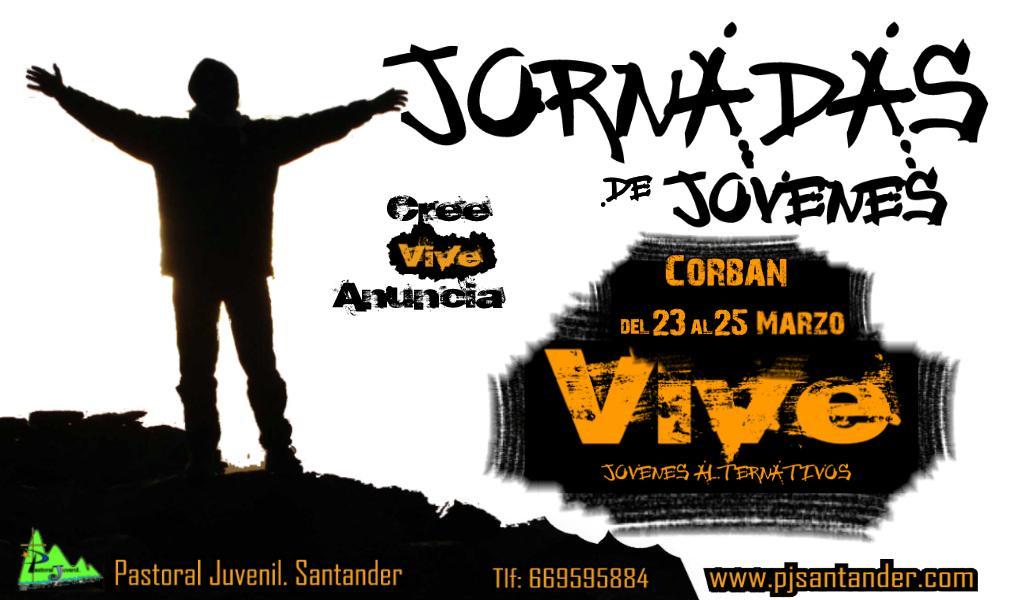 ¡Ven a las Jornadas de Jóvenes 2012!