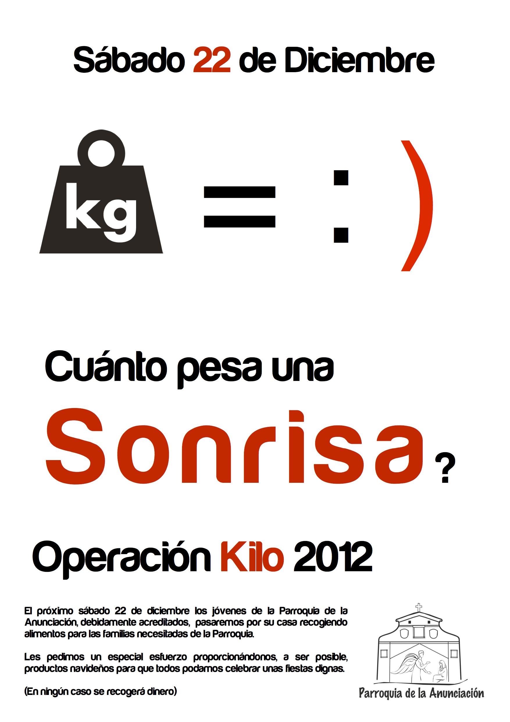 Operación Kilo 2012
