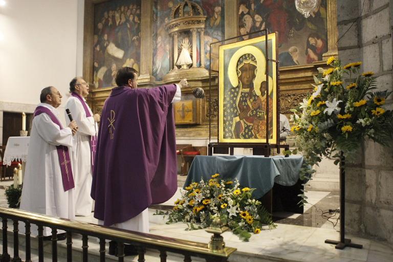 Peregrinación de la Virgen de Czestochowa
