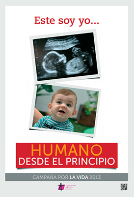 «Este soy yo… Humano desde el principio»