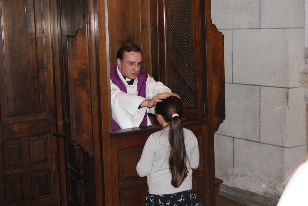 Primeras confesiones 2013