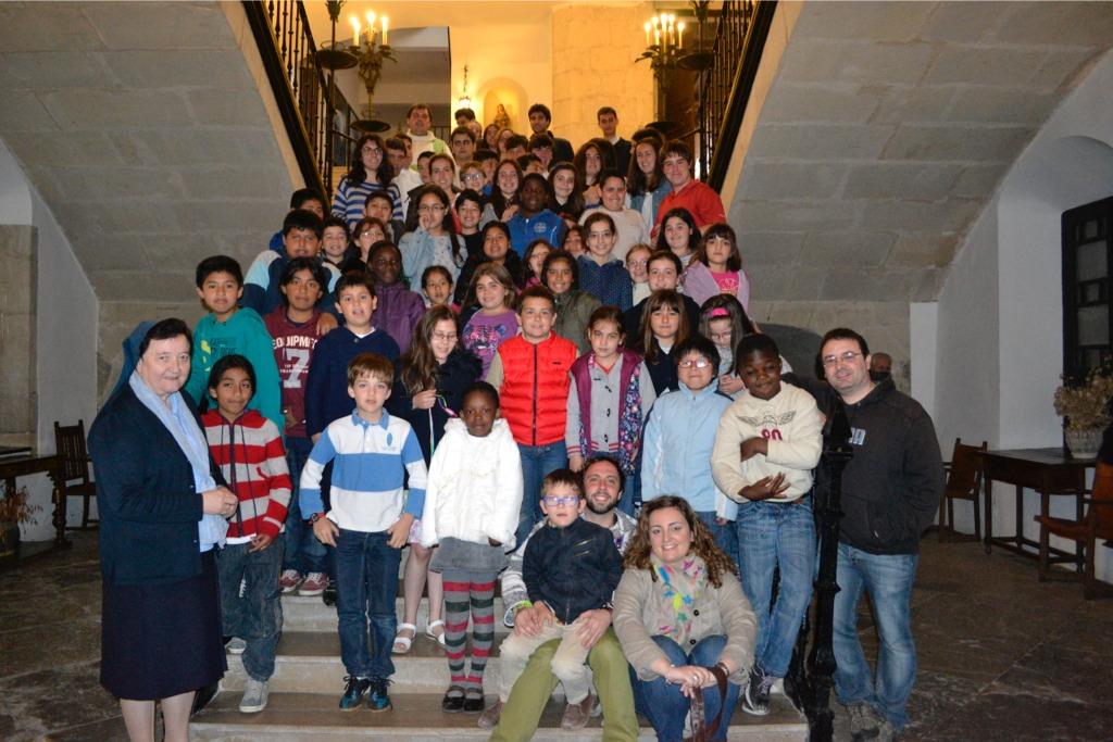 Proyecto Samuel y Gente CE – Mayo 2014