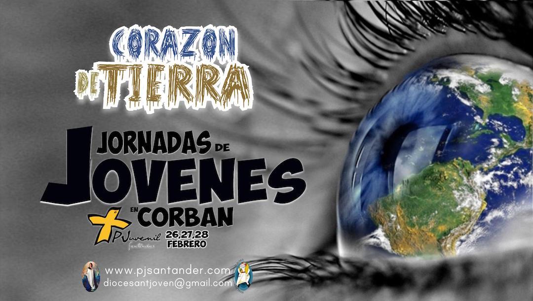 Jornadas de Jóvenes 2016: «Corazón de Tierra»