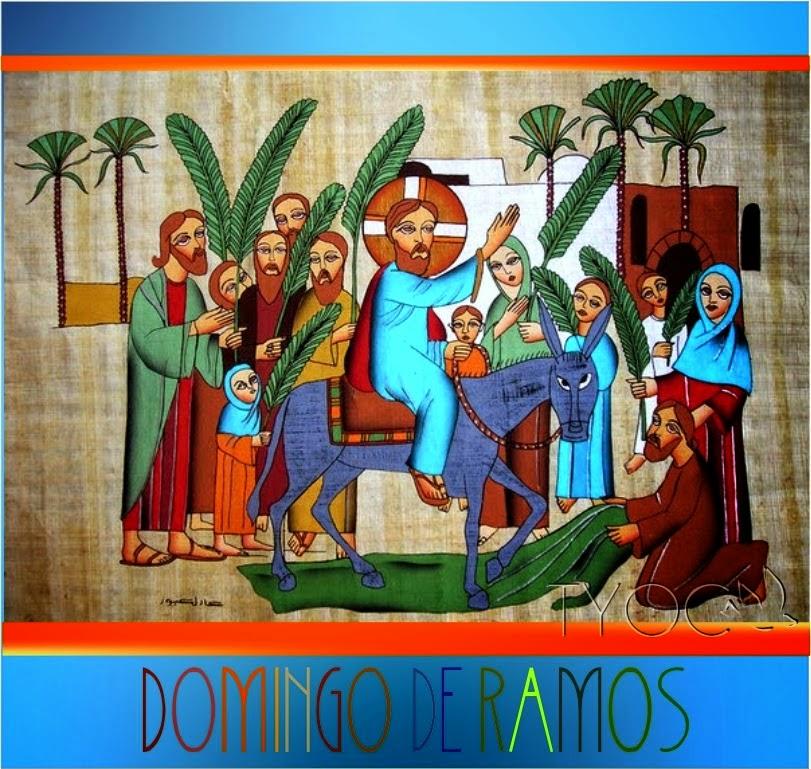 Domingo de Ramos – Ciclo C