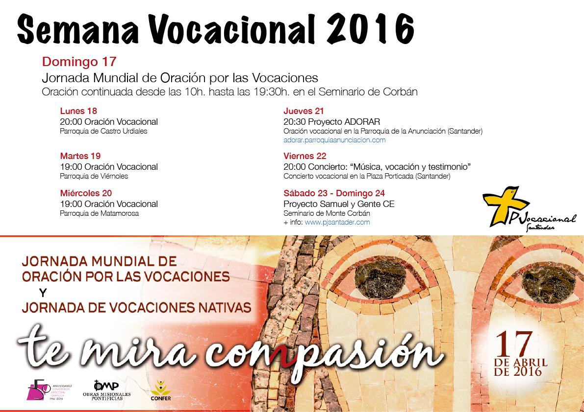 Semana Vocacional 2016