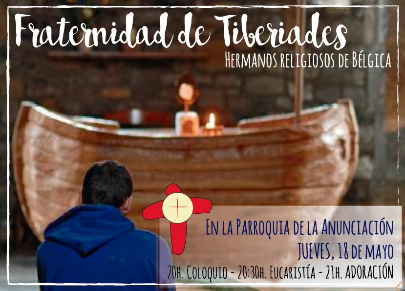18 de mayo – Fraternidad de Tiberiades